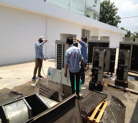 Dịch vụ sửa máy lạnh công nghiệp đà nẵng uy tín nhất đà nẵng hiện nay 1