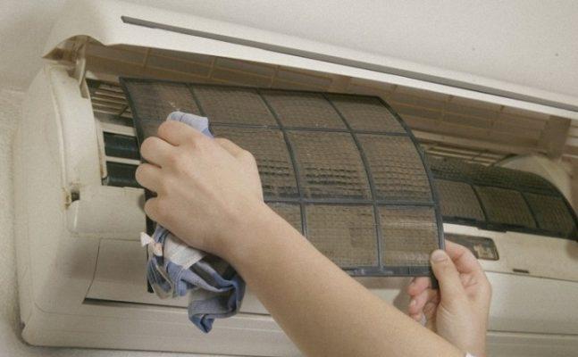 Hướng dẫn vệ sinh máy lạnh điện lạnh trần hùng chia sẽ 5